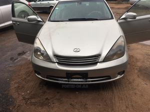 Lexus ES 2004 330 Sedan Silver | Cars for sale in Edo State, Benin City