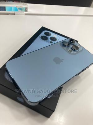 New Apple iPhone 13 Pro Max 256 GB Blue | Mobile Phones for sale in Abuja (FCT) State, Wuse 2
