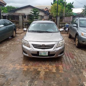Toyota Corolla 2010 Gray | Cars for sale in Edo State, Benin City