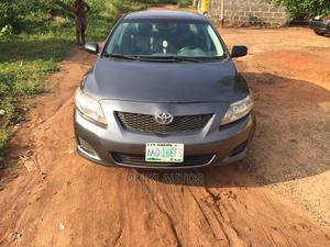Toyota Corolla 2009 Gray   Cars for sale in Lagos State, Oshodi