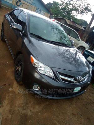 Toyota Corolla 2009 1.8 Exclusive Automatic Gray   Cars for sale in Abuja (FCT) State, Zuba