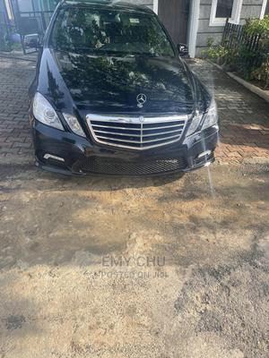 Mercedes-Benz E350 2013 Black | Cars for sale in Abuja (FCT) State, Wuse 2
