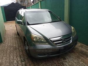 Honda Odyssey 2007 2.4 4WD Gray | Cars for sale in Lagos State, Ogba