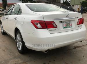 Lexus ES 2008 350 White | Cars for sale in Lagos State, Ikeja