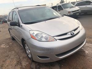Toyota Sienna 2008 LE Silver | Cars for sale in Lagos State, Ikeja