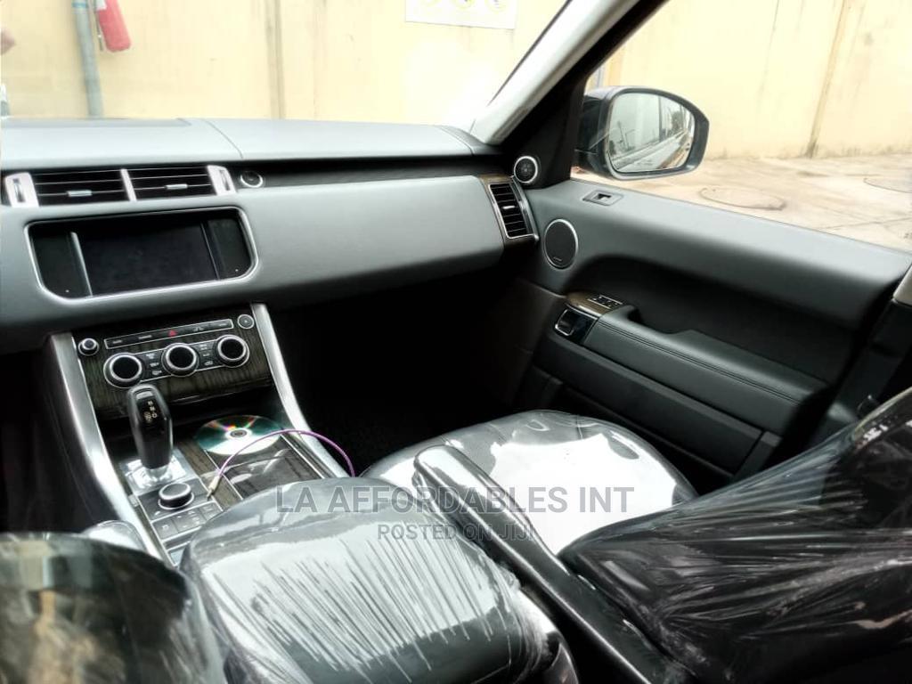 Land Rover Range Rover Sport 2015 Black   Cars for sale in Benin City, Edo State, Nigeria