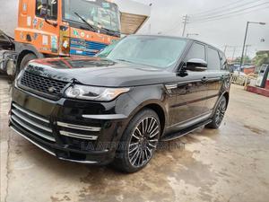 Land Rover Range Rover Sport 2015 Black | Cars for sale in Edo State, Benin City