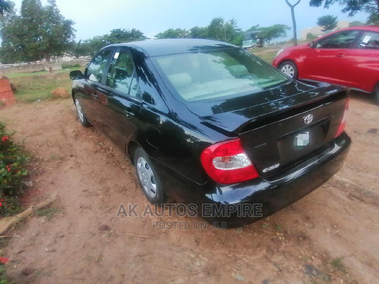 Toyota Camry 2003 Black   Cars for sale in Jabi, Abuja (FCT) State, Nigeria