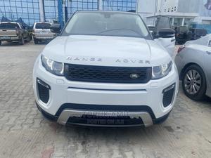 Land Rover Range Rover Evoque 2014 White | Cars for sale in Lagos State, Lekki