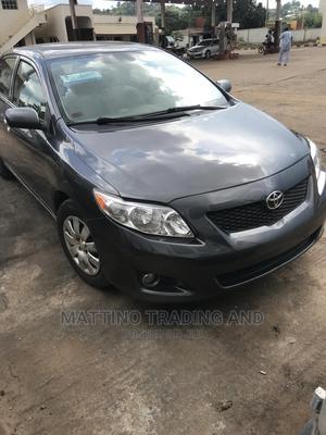 Toyota Corolla 2009 1.4 Advanced Gray   Cars for sale in Ekiti State, Ado Ekiti