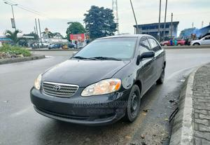 Toyota Corolla 2007 Black   Cars for sale in Rivers State, Port-Harcourt