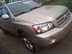 Toyota Highlander 2005 V6 Gold | Cars for sale in Lagos State, Abule Egba