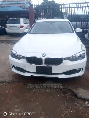 BMW 328i 2014 White   Cars for sale in Lagos State, Ikeja