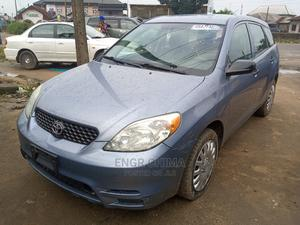 Toyota Matrix 2005 Blue | Cars for sale in Rivers State, Port-Harcourt