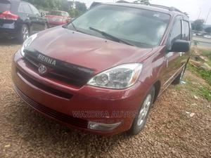 Toyota Sienna 2006 LE AWD Red | Cars for sale in Abuja (FCT) State, Gwarinpa