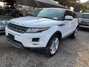 Land Rover Range Rover Evoque 2013 White | Cars for sale in Lagos State, Apapa