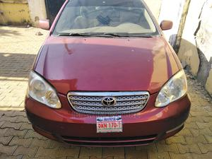 Toyota Corolla 2005 LE Red | Cars for sale in Abuja (FCT) State, Lokogoma