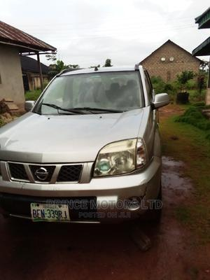 Nissan X-Trail 2004 Silver   Cars for sale in Edo State, Benin City