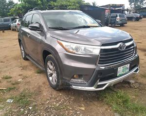 Toyota Highlander 2016 Gray   Cars for sale in Lagos State, Abule Egba