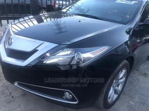 Acura ZDX 2012 Base AWD Black | Cars for sale in Lagos State, Ajah