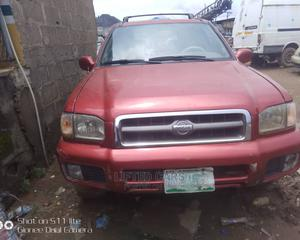 Nissan Pathfinder 2002 Red   Cars for sale in Lagos State, Ikotun/Igando