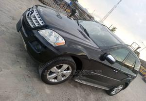 Mercedes-Benz M Class 2010 ML 350 4Matic Black   Cars for sale in Lagos State, Isolo