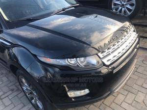 Land Rover Range Rover Evoque 2012 Coupe Dynamic Black | Cars for sale in Lagos State, Ajah