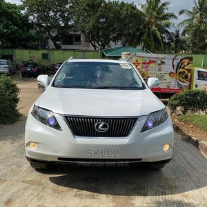 Lexus RX 2010 350 White | Cars for sale in Lagos State, Alimosho
