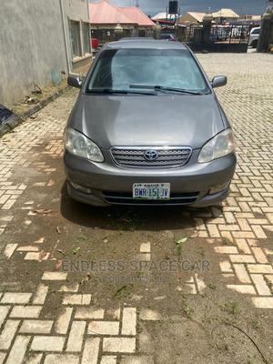 Toyota Corolla 2004 Gray   Cars for sale in Abuja (FCT) State, Bwari