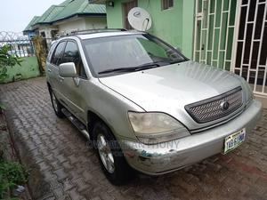 Lexus RX 2003 300 4WD Silver | Cars for sale in Abuja (FCT) State, Lugbe District