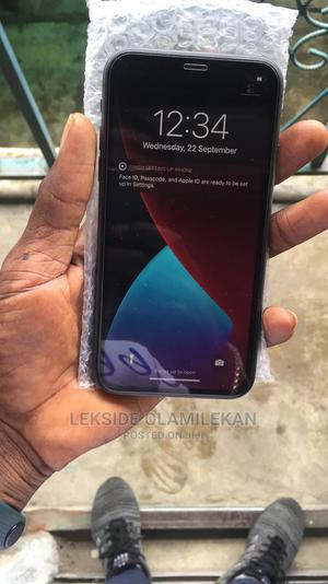 Apple iPhone 11 64 GB Black | Mobile Phones for sale in Lagos State, Surulere