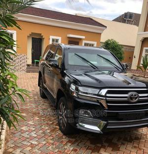 Toyota Land Cruiser 2019 5.7 V8 VXR Black | Cars for sale in Abuja (FCT) State, Asokoro