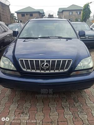 Lexus RX 2003 300 4WD Blue | Cars for sale in Lagos State, Ikeja