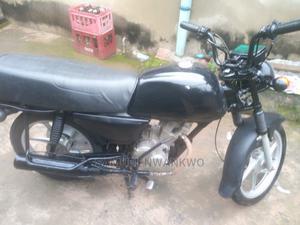 Honda CG110 2019 Black | Motorcycles & Scooters for sale in Ogun State, Ado-Odo/Ota