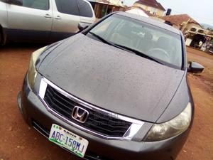 Honda Accord 2007 2.4 Exec Automatic Gray   Cars for sale in Abuja (FCT) State, Gwarinpa
