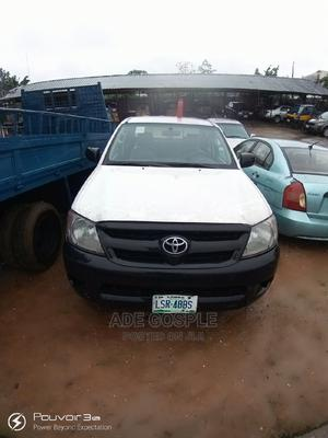 Toyota Hilux 2010 White | Cars for sale in Rivers State, Ikwerre