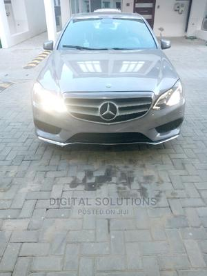 Mercedes-Benz E350 2014 Gray | Cars for sale in Lagos State, Lekki