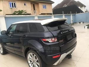 Land Rover Range Rover Evoque 2014 Blue | Cars for sale in Imo State, Owerri