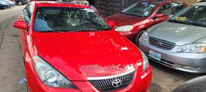 Toyota Solara 2004 Red | Cars for sale in Lagos State, Surulere