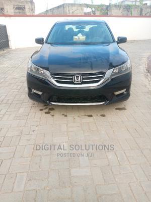 Honda Accord 2013 Black | Cars for sale in Lagos State, Lekki