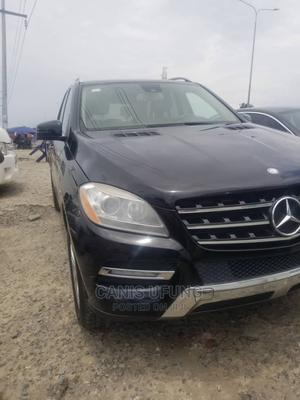 Mercedes-Benz M Class 2012 Black | Cars for sale in Lagos State, Ajah
