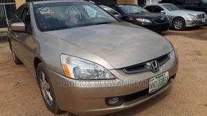 Honda Accord 2004 2.4 Type S Automatic Gold | Cars for sale in Ondo State, Ondo / Ondo State