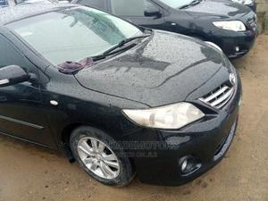Toyota Corolla 2012 Black | Cars for sale in Akwa Ibom State, Uyo