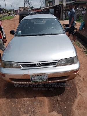 Toyota Corolla 2000 Liftback Silver   Cars for sale in Anambra State, Nnewi
