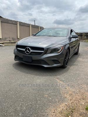 Mercedes-Benz CLA-Class 2015 Gray   Cars for sale in Oyo State, Ibadan