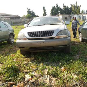 Lexus RX 2002 300 2WD Gray | Cars for sale in Lagos State, Amuwo-Odofin