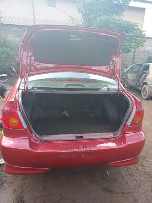 Toyota Corolla 2005 S Red   Cars for sale in Anambra State, Onitsha