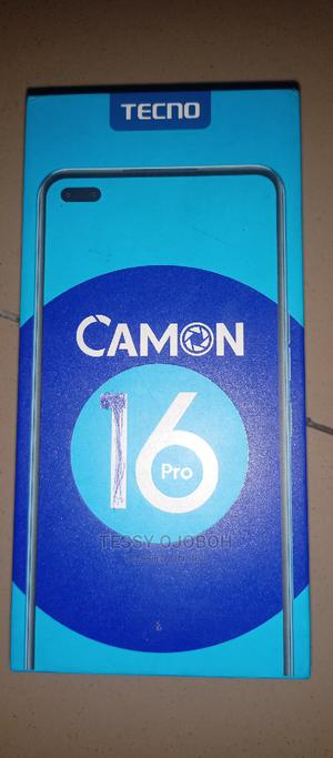 Tecno Camon 16 Pro 128 GB Green   Mobile Phones for sale in Delta State, Ethiope East