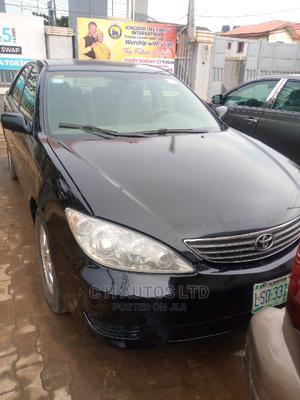 Toyota Camry 2006 Black | Cars for sale in Lagos State, Ikorodu