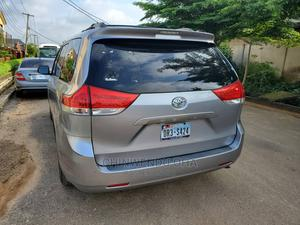 Toyota Sienna 2012 Silver | Cars for sale in Lagos State, Ikeja